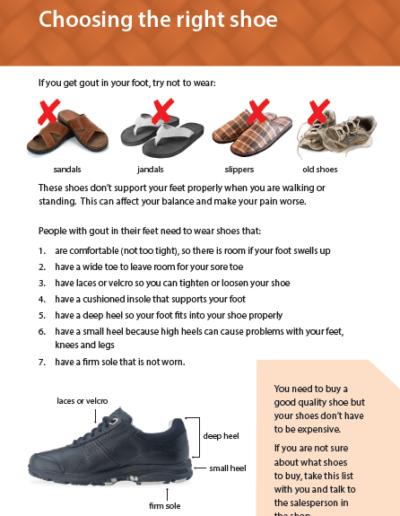 11 Stop gout brochure 2017