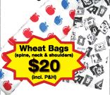 Wheat-bags