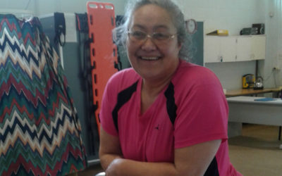 Volunteer Profile: Te Oiti Teaia (Missy)