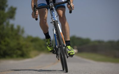 Cyclist Tim keeps moving – in spite of arthritis