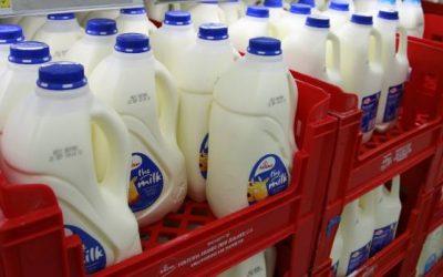 Milk bottles are hardest to open
