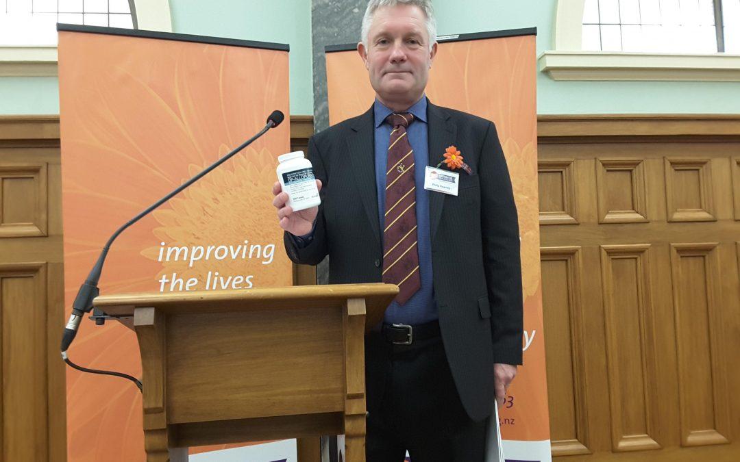 Government lobbying for arthritis