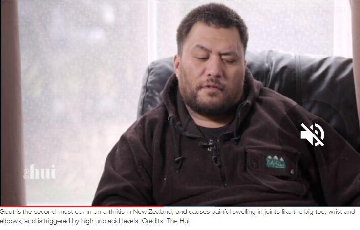 Poor treatment of gout crippling Māori communities