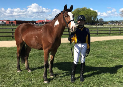 13-year-old with arthritis granted Para Equestrian status for dressage