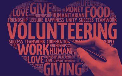 Volunteer to gain valuable work experience