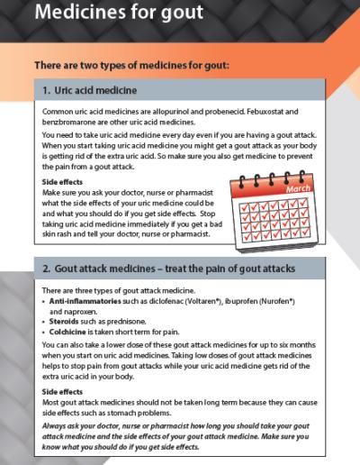 8 - Stop gout brochure 2017