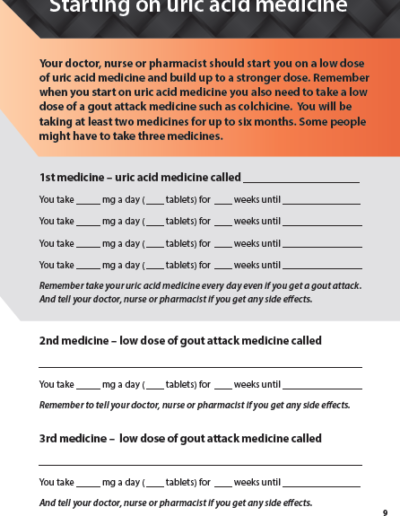 9 - Stop gout brochure 2017