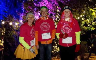 27 October 2018 – Neon Night Walk / Run for Arthritis New Zealand