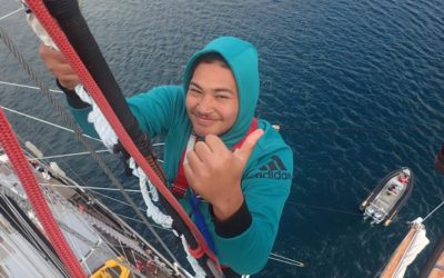 Teens to get on-board Spirit of Adventure's Inspiration Voyage