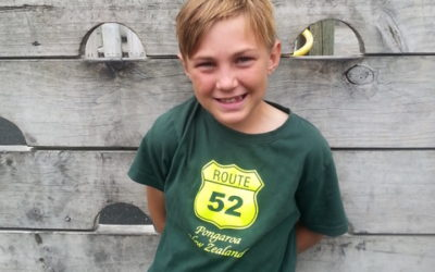 Arthritis camp an exciting challenge for Pahiatua boy
