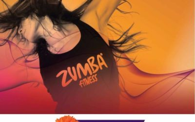 Get ready to Zumba at the Orange Dance Party