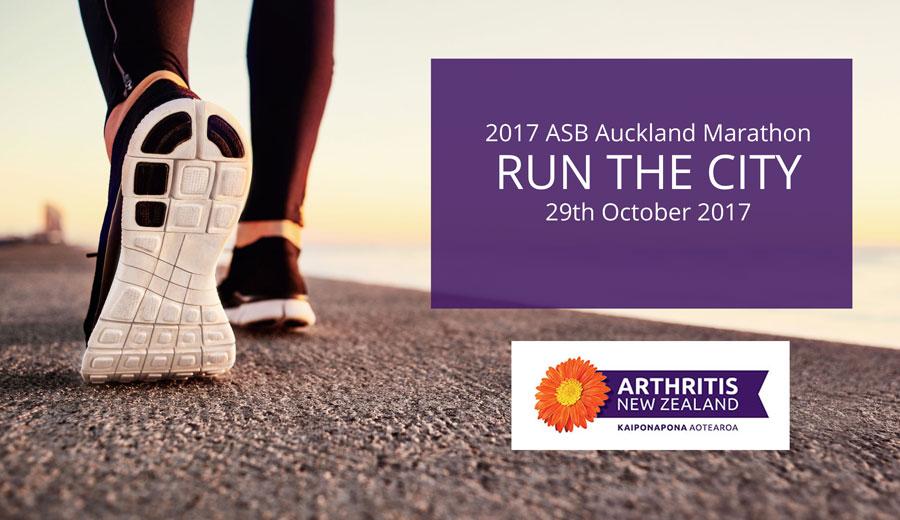 2017 ASB Auckland Marathon
