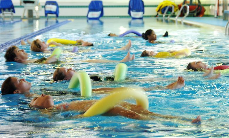 Hydrotherapy Exercise Course