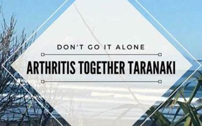 19th May 2018 – Arthritis Together Taranaki – New Plymouth