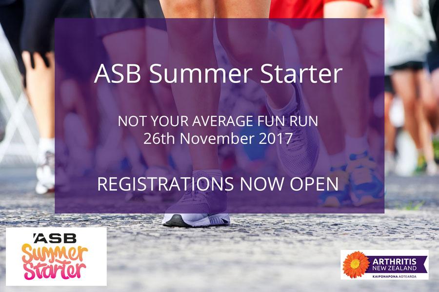 ASB Summer Starter 2017
